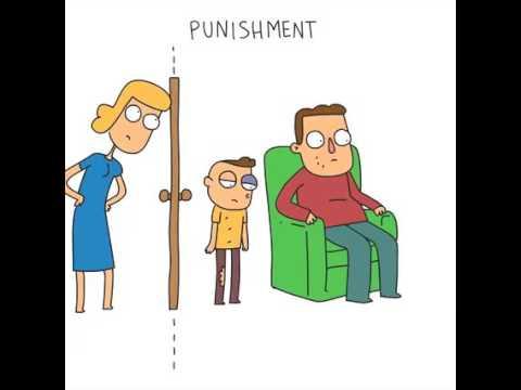 Les différences entre les papas et les mamans